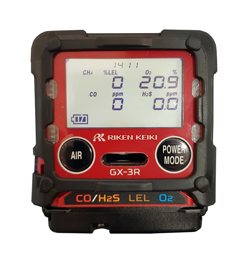 The World's SMALLEST Gas Detector GX-3R and GX-3R Pro